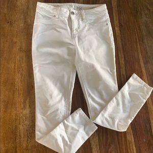 DL1961 white leggings jeans